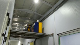 Konfor Soğutma Atmosfer Kontrol Sistemini başarıyla devreye aldı.