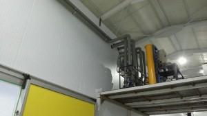 konfor iklimlendirme atmosfer kontrol sistemi soğuk oda